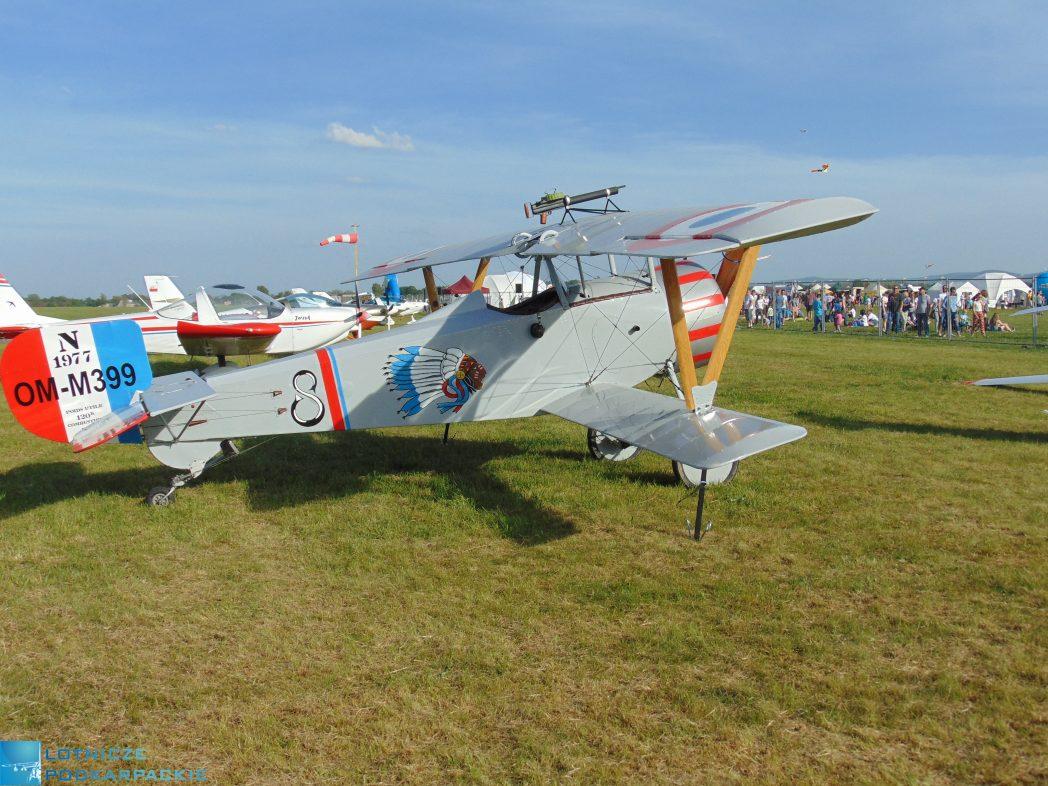 I Podkarpacki Zlot Samolotów Ultralekkich