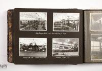 strona albumu, klaser ze zdjęciami