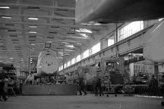 WSK PZL Mielec, wnętrze fabryki