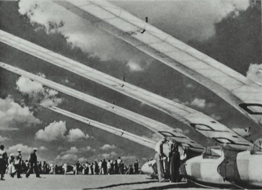 Lotnisko szybowcowe Ustjanowa