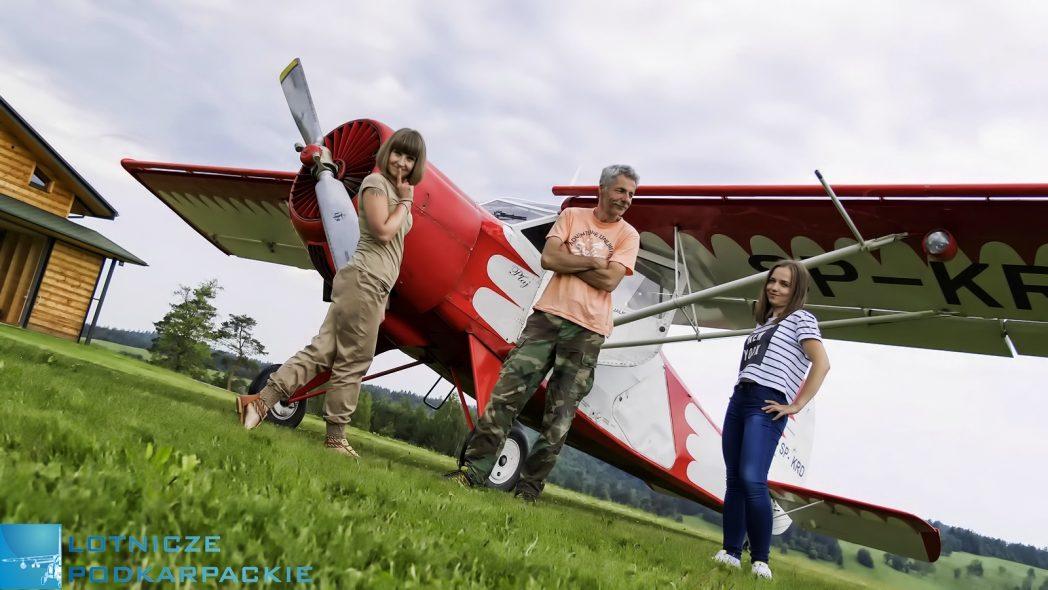 lotnicza bobulandia lotnictwo podkarpackie lot latanie